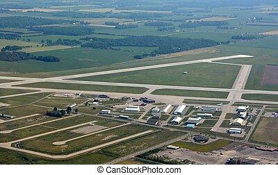 londra, aeroporto, aereo