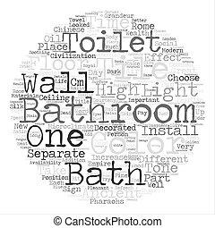 londyn, budowniczowie, łazienka, microclimate, i,...