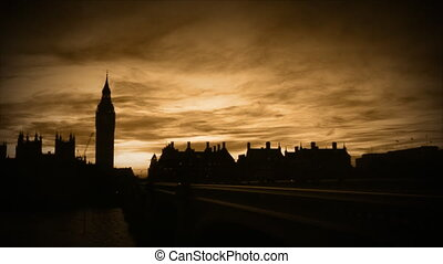 londyn, miasto