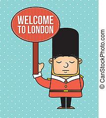 londyn, uchronić