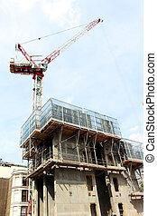 londyn, zbudowanie, anglia