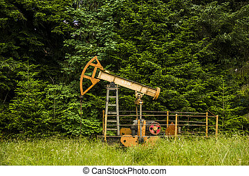lonely oil pump