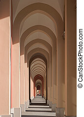 Long Arcade in Munich