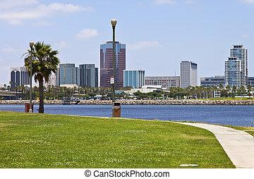 Long Beach California.