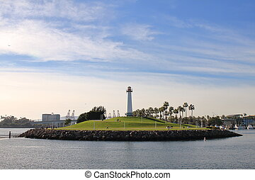 Long Beach Lighthouse - USA