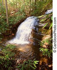 Long Creek Falls Appalachian Trail