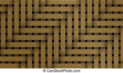 long cross tape pattern wallpaper - repeating geometric...