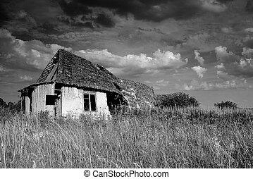 Long Forgotten house