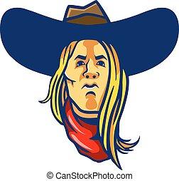 Long Hair Cowboy