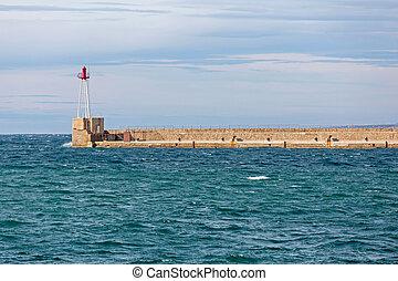 Long Pier Dock