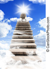Long stairway to heaven