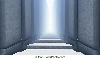 Long Stairway To The Sky - Walk To The Light.