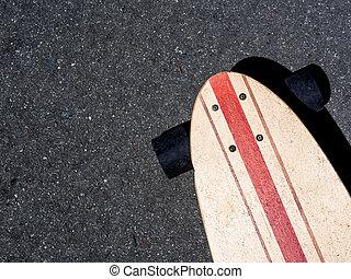 Longboard background