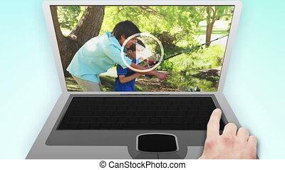 longeron, vidéos, famille, activités