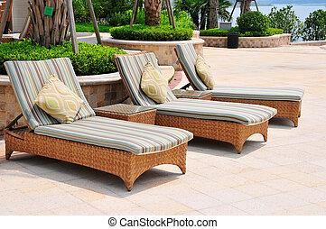 longue chaise