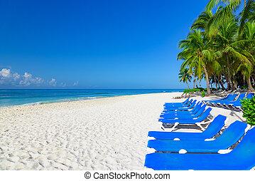 longue chaise, praia palma