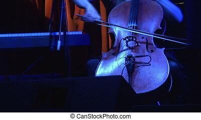 longueur courante, musique, -