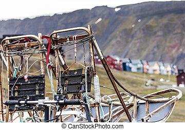 longyearbyen, -, svalbard, -, norvège