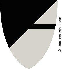 Longyearbyen svalbard shield coat of arms signs symbol