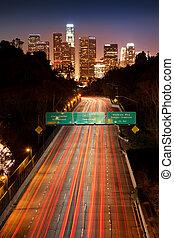Lons Angeles city