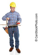loodgieterswerk, fout, werktuig