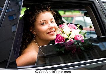 Look of bride