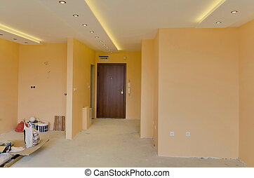 Look to part of living room