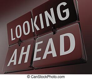 Looking Ahead Clock Flipping Tiles Future Progress - ...