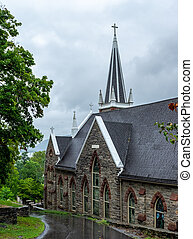 St. Peters Roman Catholic Church, Harpers Ferry, West Virginia