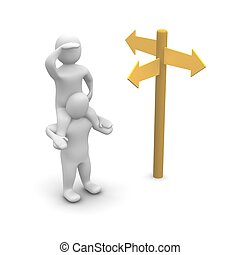 Looking for direction - Looking for right direction. 3d...