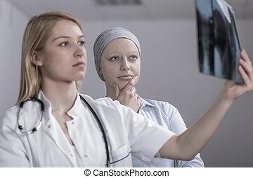 Looking for metastasis