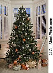 Looks Like Santa Has Been! - Beautifully decorated christmas...