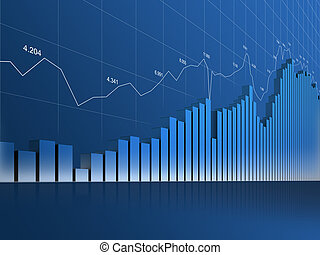 Loooong Chart, Grid and Numbers - Annual report,...