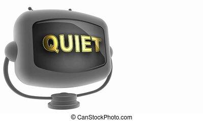 loop alpha mated tv Quiet