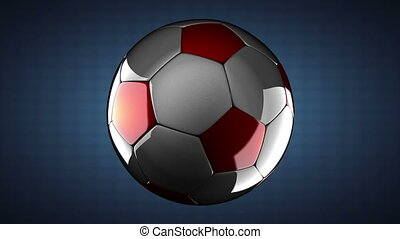 loop ball rotating