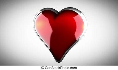 Loop heart rotate