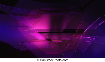 Loopable abstract background. - High quality loopable...