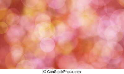 loopable background pink yellow cir