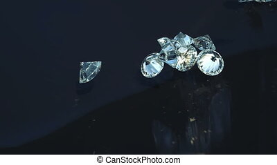 Loopable diamonds rolling over - Loopable Large diamonds...