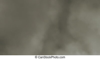 Loopable soft smoky clouds backdrop animation with a subtle, silvery, one of a kind daguerreotype look.