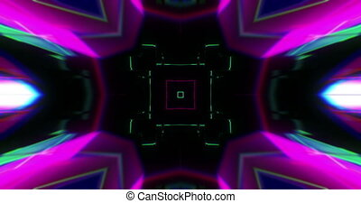 Looped VJ footage for led screens. - Looped seamless VJ...