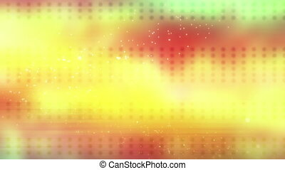 Looping bright colors dot pattern backgrounds
