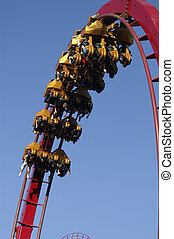 Looping - A rollercoaster through a looping