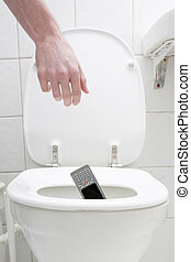 Loosing the cell phone - Accidentally loosing the cell phone