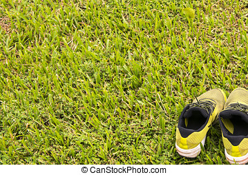 lopende schoenen