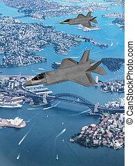 lopva, f-35, vadászrepülőgép, modern
