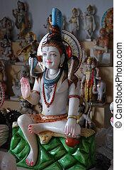 Lord Siva Statue