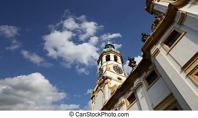 Loreta-- Prague,Czech Republic - Loreta-- a large pilgrimage...