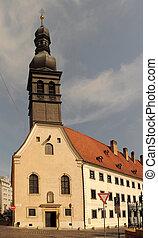 Kostol Loretanskej Panny Marie - Loretanian church of virgin...