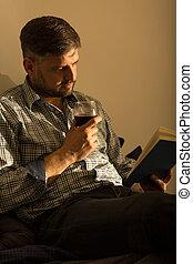lorn, βιβλίο , ανακουφίζω από δυσκοιλιότητα , άντραs